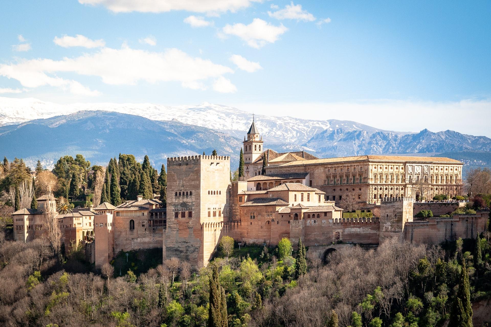 A sólo 40km de Granada